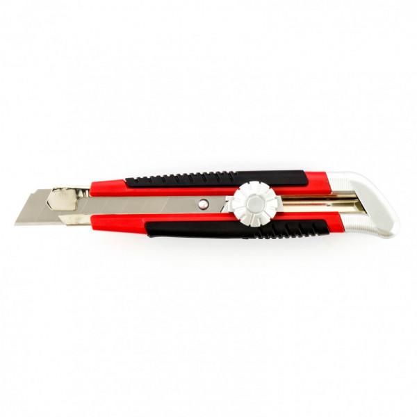 нож MATRIX 18мм метал. направл.  78914( 8818 )