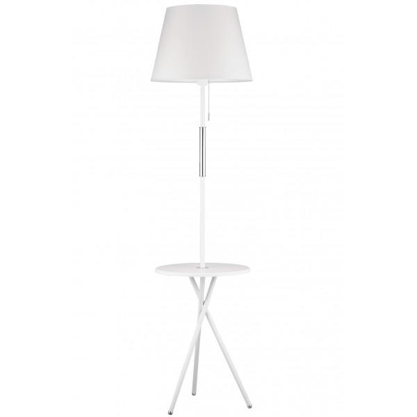 торшер T1721-B WH (столик)( 89557 )