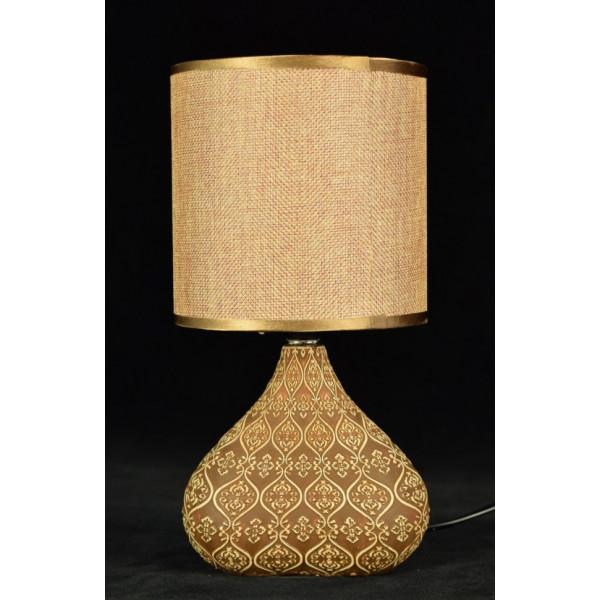 лампа наст B-HS7285 Ligyt brown( 89625 )