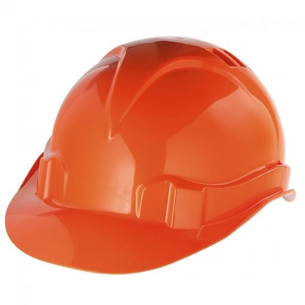 каска защитная СИБРТЕХ оранж 89113( 89884 )