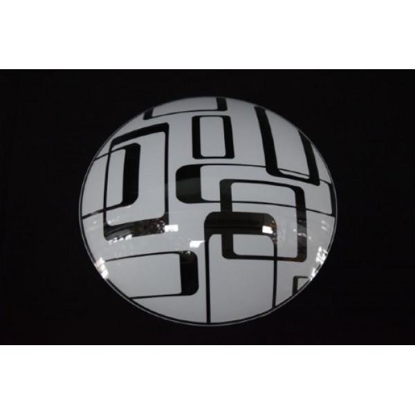 рассеиватель ГС250 (D250*H45мм) КУБИКИ( 90288 )