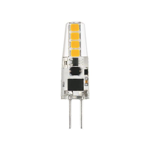 лампа LED EL-ST 3W G4 BL126 AC 12V 4200K мини*( 90516 )