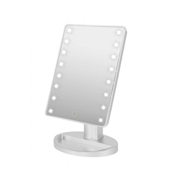 зеркало с LED подсв М145-SL C01 CAMELION (питание 4*LR06 AA) 14006( 90679 )