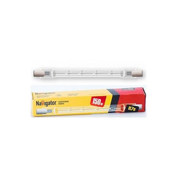 лампа гал лин NAVIGATOR 150W R7s 117мм 128336*( 90723 )