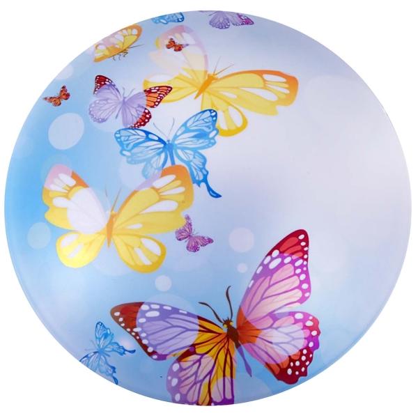 светил LED CAMELION LBS-7723 18Вт 4500K Бабочки*( 91103 )