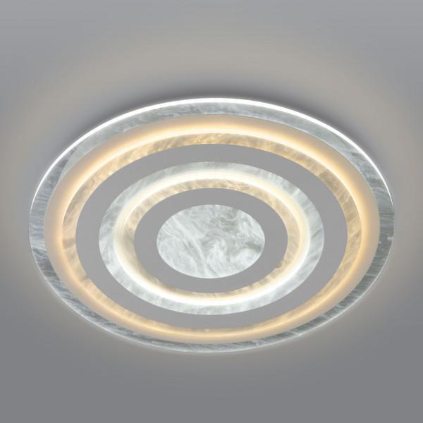 люстра LED 90209/1 бел 170W Freeze( 91665 )