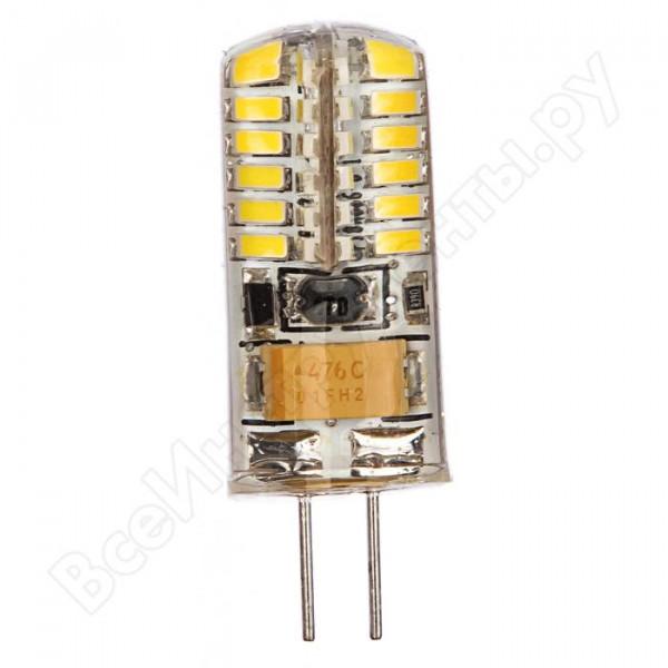 лампа LED FERON G4 12V 3W LB-420 д/мебельн. светил.  ( 91877 )