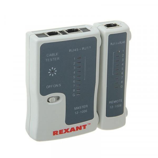 тестер кабеля REXANT HT-C004 12-1006-4*( 92139 )