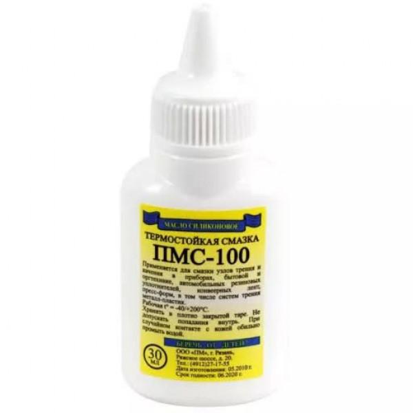 масло силикиновое  401мл ПМС-100 FIT 200094( 92776 )