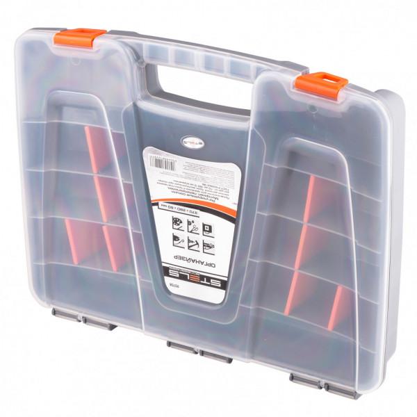 органайзер STELS 370х280х60мм пластик  90708( 92824 )