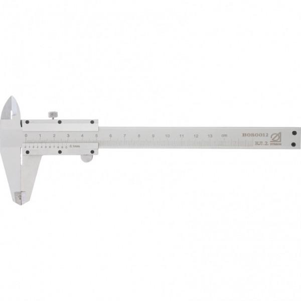 штангенциркуль 125мм делен. 0,1мм класс 2 31660*( 92845 )