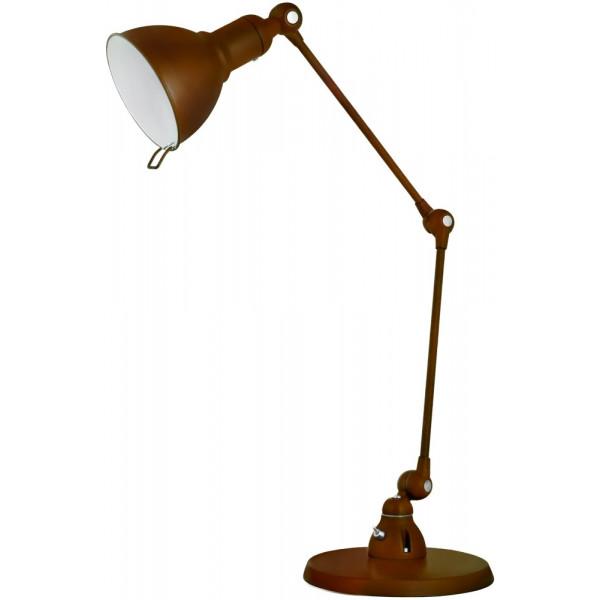лампа наст CAMELION KD-334 C10 шоколад 12798*( 93719 )
