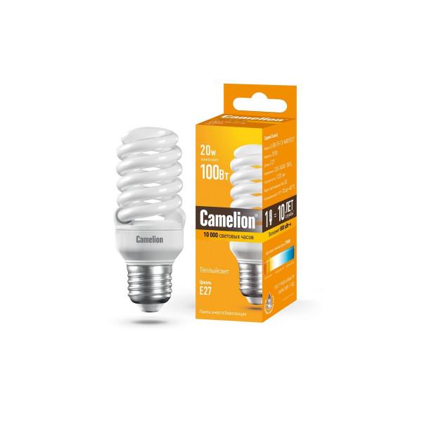 лампа энерг LH20-FS-T2-M 2700K E14 CAMELION  10597**акция**( 9447 )